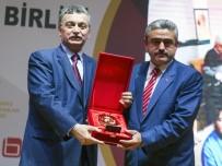 YUSUF ZIYA GÜNAYDıN - Belediye Başkanları Birliği'nden Başkan Alıcık'a Büyük Onur