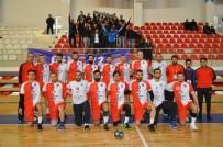 BATMAN BELEDIYESI - Belediye Hentbol Takımı Liderliğe Yükseldi