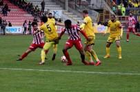 ABDIOĞLU - Boluspor 3 Golle Kazandı