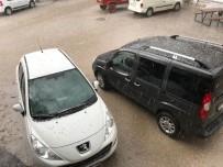 Bursa'da Dolu Yağışı