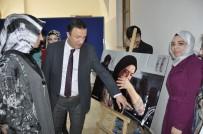İŞ KADINI - Diyarbakır'da 'Kadına Şiddet' Temalı Fotoğraf Sergisi Açıldı