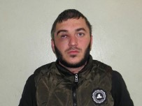 ÇEÇENISTAN - El Bombası Ve Uyuşturucuyla Yakalanan Çeçen Tutuklandı
