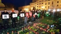 GÜNEY OSETYA - Gürcistan'da Rusya Protestosu