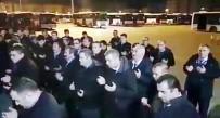 KıYAMET - İzmir'de Otobüs Şoförleri, Mehmetçiğe Dua Edip Mesaiye Başlıyor