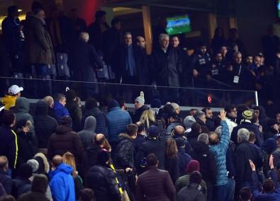 Kadıköy'de Ali Koç sesleri