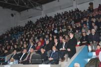 SINOP VALISI - Kahraman Mehmetçiklerimize Selam Ve Dua Gecesi Programı Düzenlendi