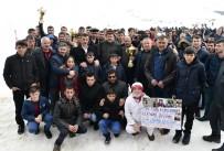 FATİH MEHMET ERKOÇ - Kahramanmaraş'ta Türkiye Kızak Şampiyonası