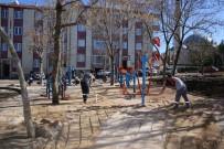 Karaman'da 4 Yıl İçinde 39 Park Yenilendi