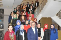 KAYHAN - KSO Başkanı Kütükcü Açıklaması 'Üretimde Yer Alan Kadınlar Geleceğe Sahip Çıkıyor'
