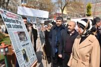 ÖZNUR ÇALIK - Malatya'da '28 Şubat Gazete Manşetleri Sergisi' Açıldı