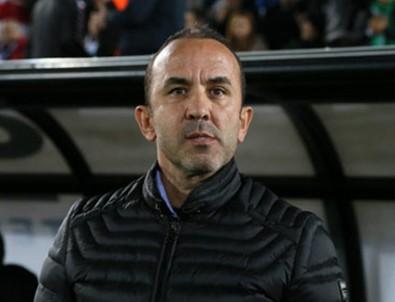 Mehmet Özdilek'in bileti kesildi