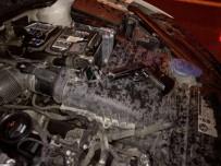YAKIT DEPOSU - Motorunda Tabanca, Yakıt Kapağında Esrar