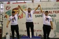 MEHMET KARACA - Naim Süleymanoğlu Halter Şampiyonası