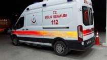 Ölen Köpeği Hastaneye Götürmeyen 112 Ekibini Darbettiler