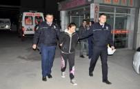 Sekiz Ayrı Suçtan Aranan Cezaevi Firarisi Kadın Konya'da Yakalandı