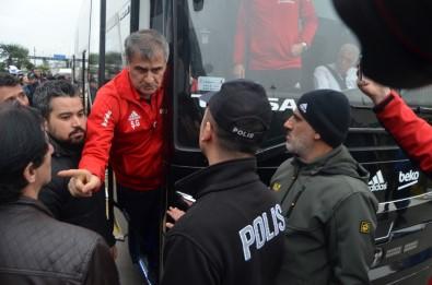 Şenol Güneş'e sert tepki: Trabzon'u sattın