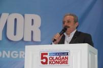 ANAYASA KOMİSYONU - Şentop Açıklaması 'Büyük Birlik Partisi Bu İttifaka Dahil Olacağını Çeşitli Şekillerde İfade Etti'