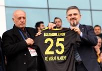 İSTANBULSPOR - Spor Toto 1. Lig Açıklaması İstanbulspor Açıklaması 2 - Büyükşehir Belediye Erzurumspor Açıklaması 2
