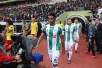 ALI TURAN - Spor Toto Süper Lig Açıklaması Atiker Konyaspor Açıklaması 0 - Evkur Yeni Malatyaspor Açıklaması 0