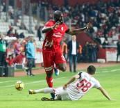 EMRE GÜRAL - Süper Lig Açıklaması Antalyaspor Açıklaması 1 - Demir Grup Sivasspor Açıklaması 4 (Maç Sonucu)