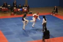 HAKEM KURULU - Taekwondo Bölge Maçı Yapıldı