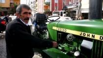 MEHMET CEYLAN - Traktörün Altında Kalan Sürücü Yaralandı