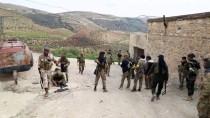 MEHMETLI - TSK Ve ÖSO, Afrin'in Şeyh Hadid Belde Merkezini Ele Geçirdi