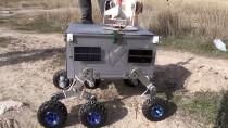 ROBOT - Üniversitelilerden 'Hava Savunma Robotu'