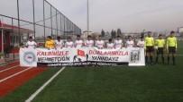 Afrin Operasyonu - Zorkunspor'dan Mehmetçiğe Pankartlı Destek