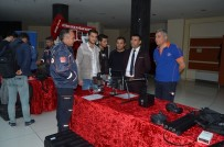 DİNLEME CİHAZI - AFAD'tan 'Arama Kurtarma Malzemesi Sergisi'