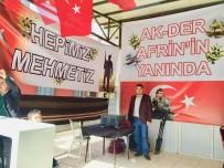 Afrin'deki Mehmetçiğe Tosun Gönderdiler