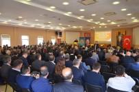 ZEKERİYA BİRKAN - Ak Parti İl Teşkilatı Seçimlere Hazır