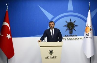 AK Parti Sözcüsü Mahir Ünal'dan flaş açıklama