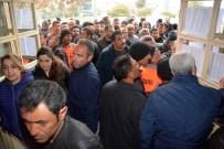 MAHALLİ İDARELER - Aksaray Belediyesinde 863 İşçi Sınava Girdi