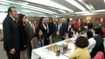 SATRANÇ ŞAMPİYONASI - Arzum Türkiye Kadınlar Satranç Şampiyonası