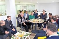 MEZUNIYET - Atatürk Üniversitesi Bünyesinde Kurulan Kariyer Merkezine Rektör Çomaklı'dan Ziyaret