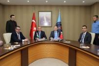 MUSTAFA ÜNAL - AÜ'den İşbirliği Protokolü