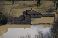 DERECIK - Baraj Suları Altında Kalan Bölgedeki Vatandaşlara Ulaşıldı
