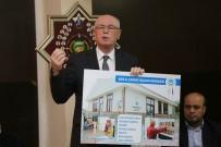 KAZıM KURT - Başkan Kurt, Emek Mahallesinde Vatandaşlarla Buluştu