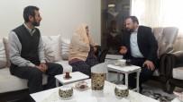 UZMAN JANDARMA - Başkan Yıldırım'dan Şehit Ailelerine Ziyaret