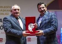 YEREL YÖNETİM - Başkan Yılmaz, Karadere Suları Projesi İle Ödül Aldı