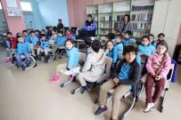 KARABAĞ - Bayraklılı Çocuklara 'Trafik' Eğitimi
