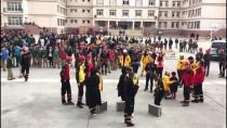 KURTARMA EKİBİ - 'Beklenen İstanbul Depreminde Gönüllü Ekiplerin Rolü' Tatbikatı