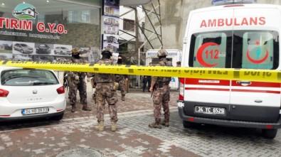 Belediye binasında dehşet: 2 ölü