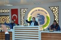 AKPINAR MAHALLESİ - Belediye Meclis Toplantısı Yapıldı