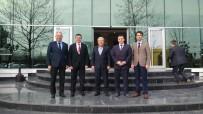 İLYAS ŞEKER - Bilecikli Başkanlar AK Parti Yerel Yönetimler Marmara Bölge Toplantısında