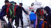 Çanakkale'de 34 Yabancı Uyruklu Yakalandı