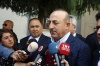 TUTUKLAMA KARARI - Çavuşoğlu'ndan Flaş Salih Müslüm Açıklaması