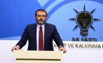 GIDA GÜVENLİĞİ - 'CHP'nin Derdi Seçim Güvenliği Değil'
