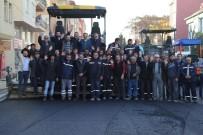 NURULLAH CAHAN - Çivril Caddesi Yeni Görünümüne Kavuşuyor